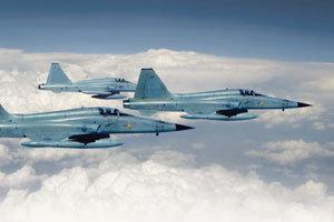F-5  동시 추락 노후화 탓 아니다!