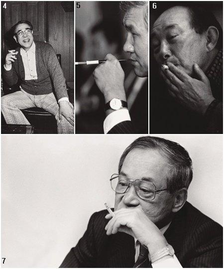 사진작가 전민조 '담배 피우는 사연'展