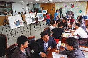 난민 인권 위한 의미 있는 순회 상담