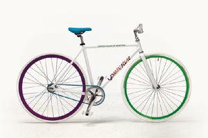 디자인 입은 픽시 자전거, 내 맘 흔들려!