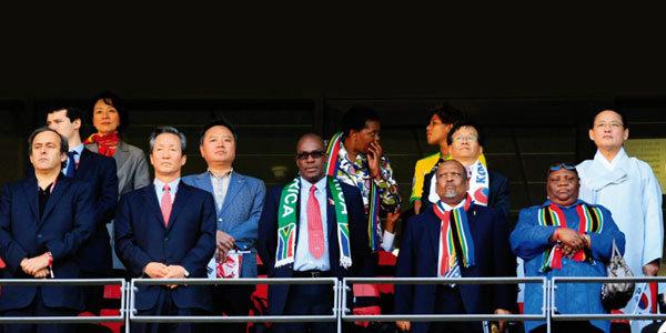 2022 월드컵 따내고 대권 앞으로?