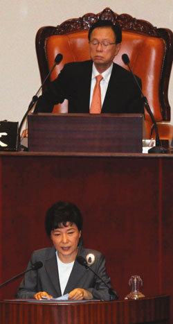 박근혜, 가을엔 승부수 띄운다