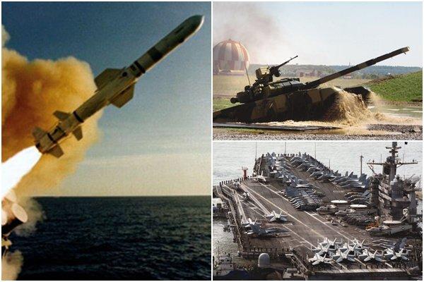 글로벌 경제위기 속 군비경쟁 멈추지 않았다