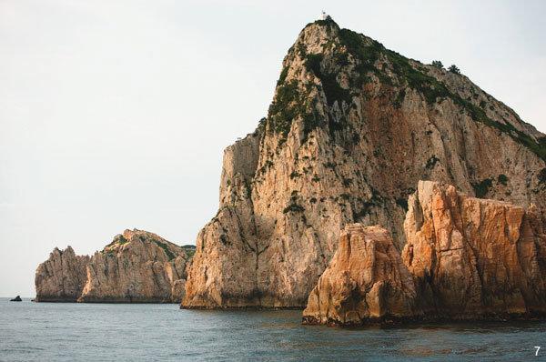 열강이 탐낸 해상 요새 쪽빛 휴식처로 거듭났다