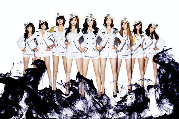 소녀시대, 일본서 성공을 말해봐