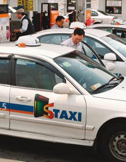 LPG 택시는 안 터져요?