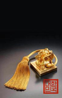 국새도 기가 막힌 '금도장 로비'