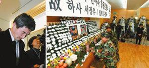 펑펑 쏟아진 포탄 해병대도 죽고 민간인도 죽고 숨 막히는 공포만 남았다