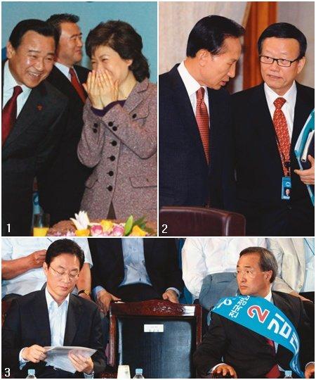 지명직 최고위원 '그들만의 전쟁'