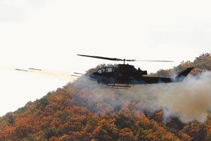 北 기갑부대 킬러 공격헬기 아파치 도입이냐, 한국형 개발이냐