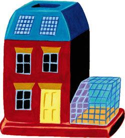 소형 주택은 부동산 블루칩