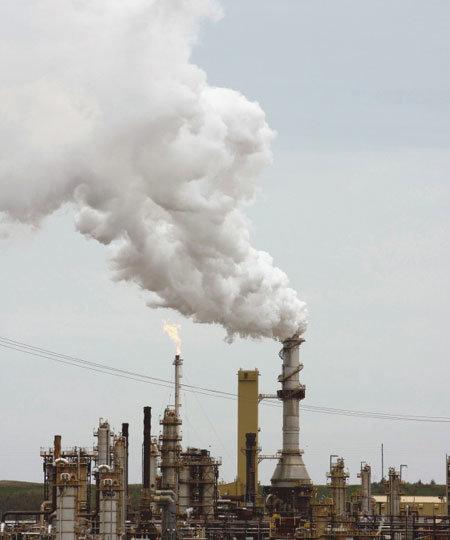 귀하신 몸 석유모래가 더러운 기름?