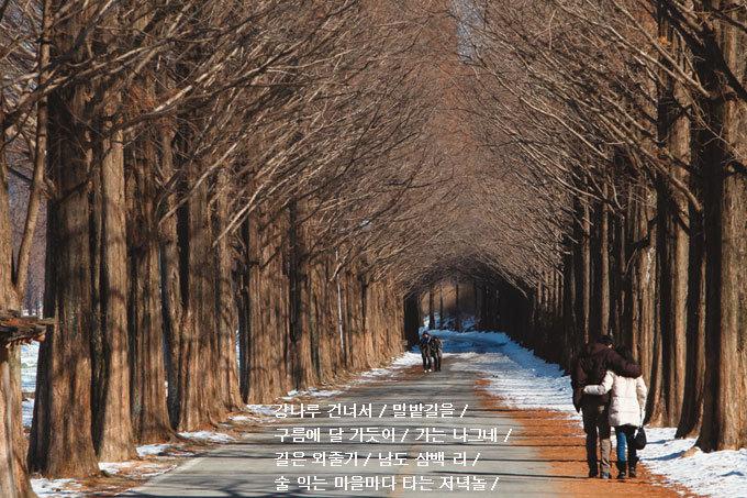 남도의 겨울 이야기