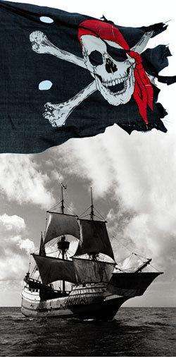 '해적'과 '탐험가'는 종이 한 장 차이
