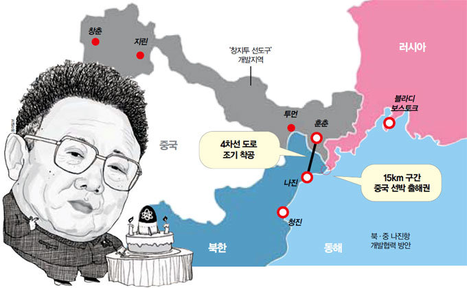 교착 상태 즐기는 중국 한반도는 '베이징 프레임'에 갇혀