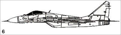 '미그29' 작전비행 딱 걸렸다