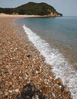 앗, 이곳에 '남대문바위'가…섬 곳곳에 기암괴석 즐비