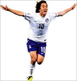 가자! 한국축구 브라질로