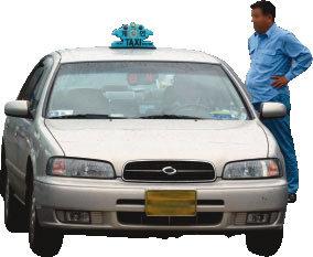 은퇴 뒤 '희망 주행' 서울의 택시운전사