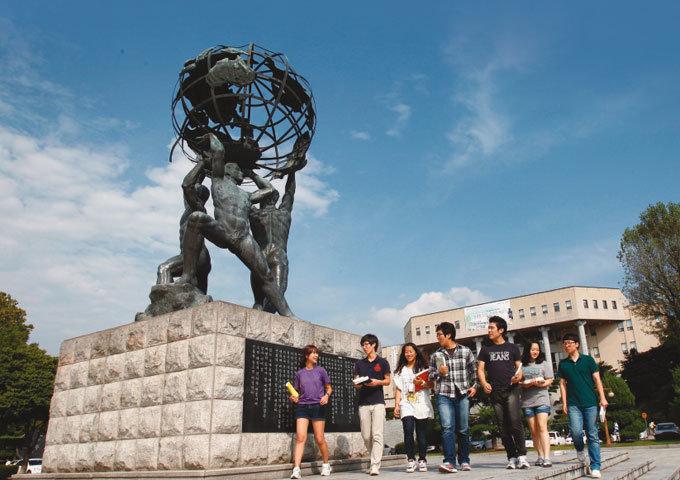 스마트 강원대학교 글로벌 명문大로 간다