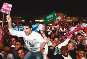 월드컵 특명! '모래 바람' 넘어라