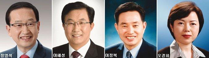 박근혜 vs 문재인 격돌 누가 더 셀까?