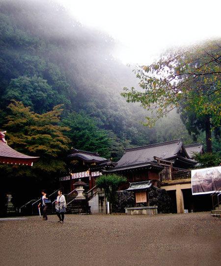 일본 속 고구려혼 숨 쉬는 '고마신사'