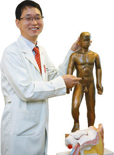 조선 의술 농축된 '패치' 귓속의 소음 잡는 해결사
