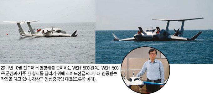 해경이 '위그船' 떨떠름해하는 이유