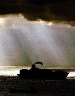 태평양 자유무역 전쟁 개전