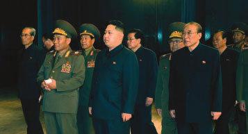 김정은 충성심이 1순위 북한, 젊은 피 발탁 전면 권력 교체