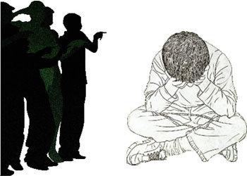 학교 폭력 추방 우리 모두의 과제