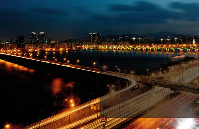 서울, 이방인에 더 시린 겨울