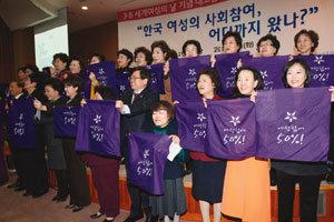 4·11 총선서 여성 천하 열리나