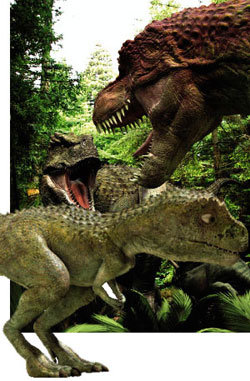 앗, 한반도 백악기 공룡이 살아났다