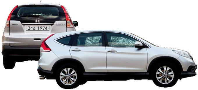 역동적인 도심형 SUV 'NO 1'엔 이유가 있다