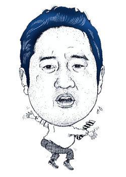 보수안정형 한국인 '꼴통' 강용석을 키웠다