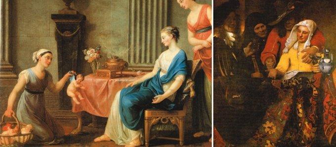 여자의 쉬운 돈벌이 '매춘의 유혹'