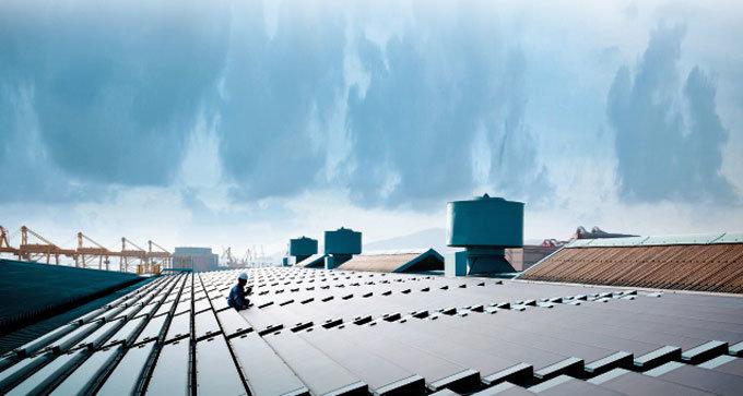 저탄소 녹색성장 포스코는 '환경 리더'로 간다