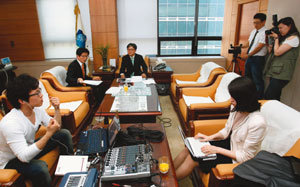"""""""이런 박근혜 私黨으로 정말 승리할 수 있겠나"""""""