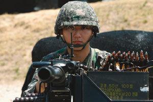전력 증강으로 수적 열세 극복 유사시 북한 진입작전 주도
