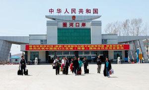 훈춘 개발 돈 쏟아붓는 중국 동북아 거점기지 오랜 꿈 실현