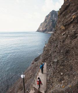 강추! 해상일주…'동해의 보석'을 만나다
