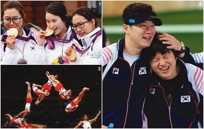 2012 런던올림픽 그대들 있어 행복했노라