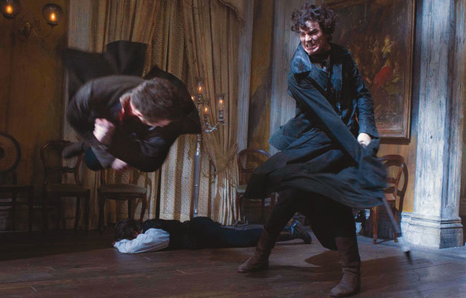 헐, 링컨이 흡혈귀와 싸운다고?