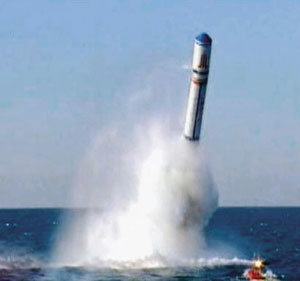 중, 다핵탄두 미사일 미국 겨냥한 '무력 시위'