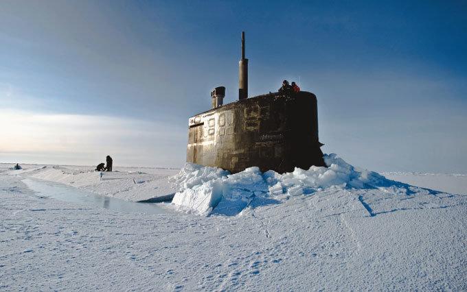 북극이 녹는다 자원 신세계 열린다