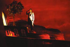 가을 바람과 함께 온 '금지된 사랑'