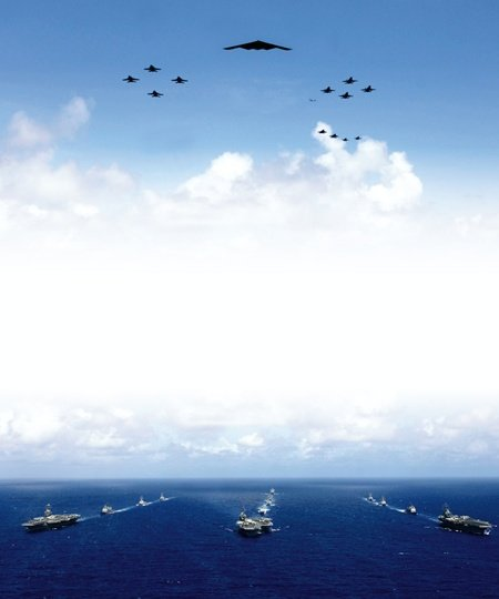차세대 航母·폭격기 미국이 적극 개발하는 까닭
