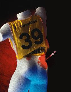 약물로 경기력 향상 스테로이드는 '악마의 유혹'